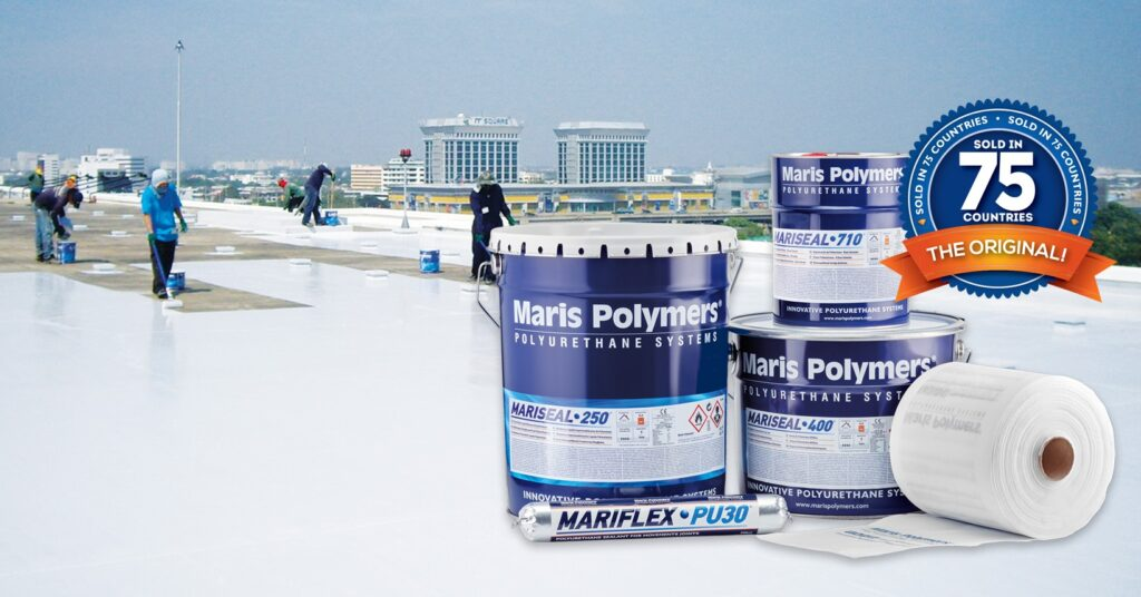 jumtu segumi maris polymers hidroizolacija jumti