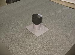 jumta detalu hidroizolācija